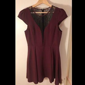 BCBGeneration Lace Dress - Size 10